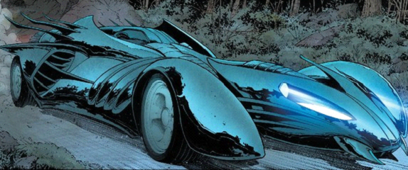Batmobile-Batman