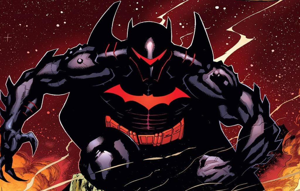 Hellbat-Batman