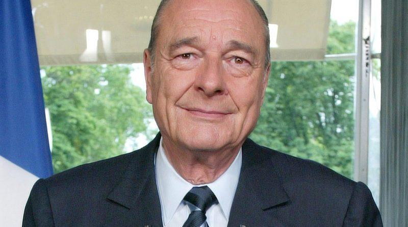 qui était jacque Chirac