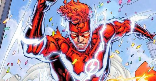 Flash dans un dessin