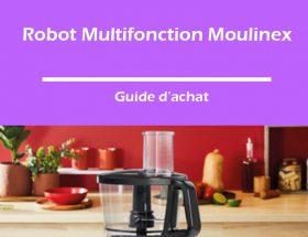 robot multifonction Moulinex
